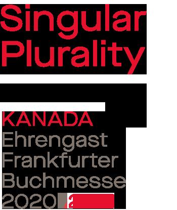Kanada Ehrengast Frankfurter Buchmesse 2020