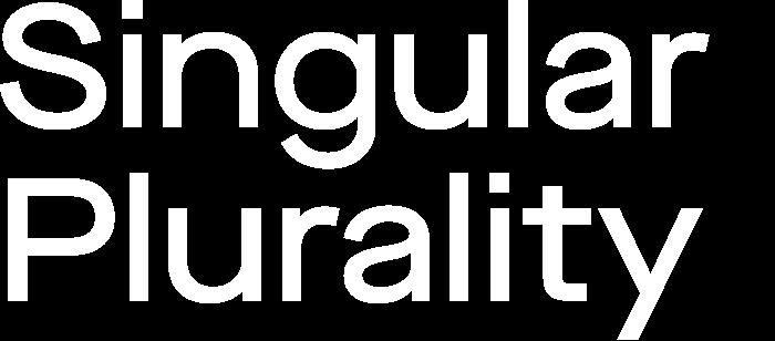 Singular Plurality
