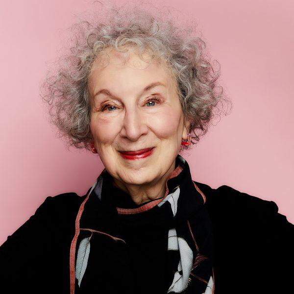Margaret Atwood. Credit: Luis Mora.